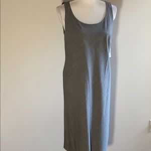 NWT DKNY Essentials Sleeveless Pull Over Dress